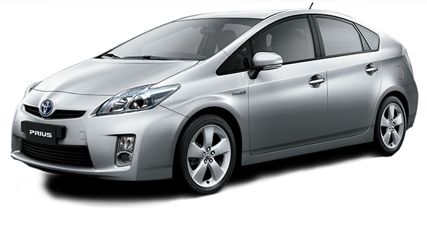 Toyota Prius Silver