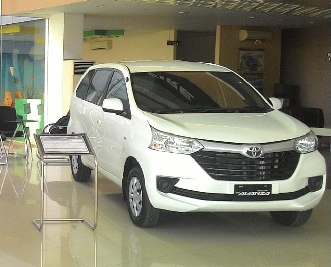 Kredit Toyota Grand New Avanza Tangerang