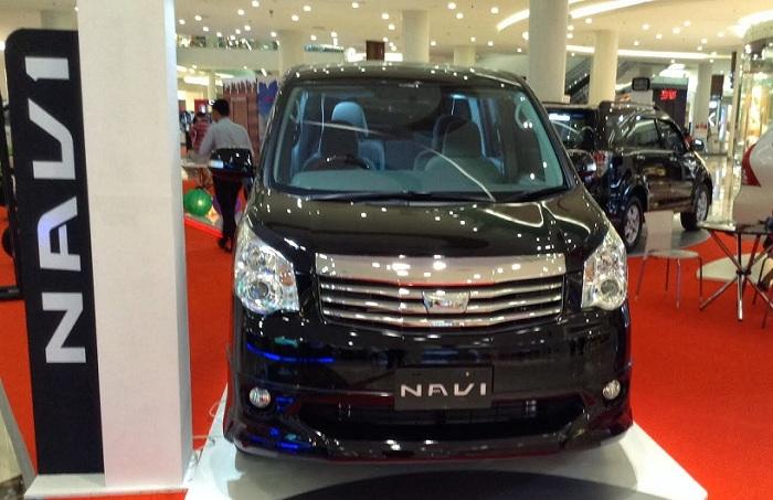 Harga Toyota New NAV1 Baru