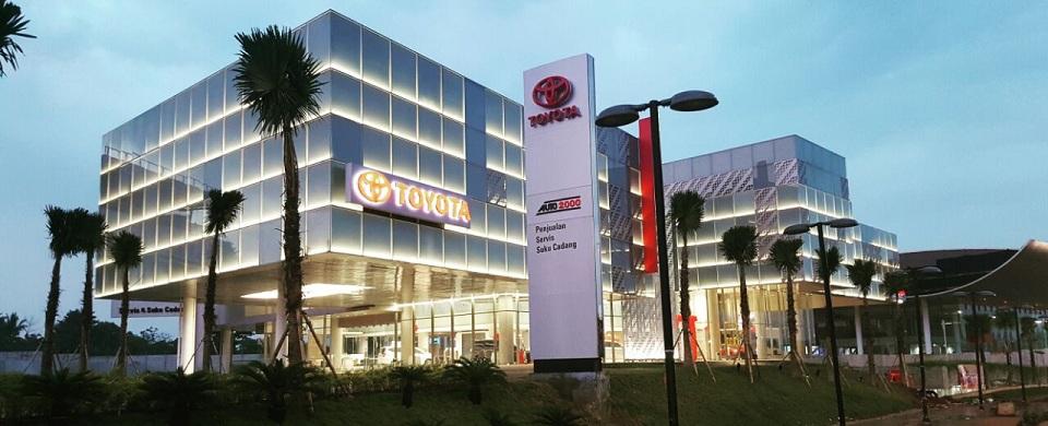 Dealer Toyota Tangerang
