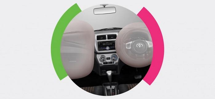 Safety Toyota New Agya