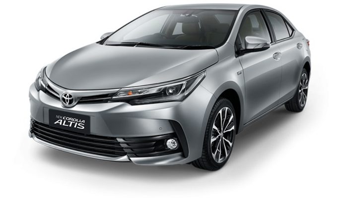 Toyota All New Corolla Altis