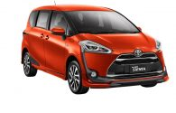 Toyota All New Sienta