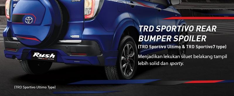 Exterior Toyota New Rush 2