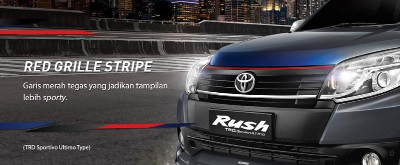 Exterior Toyota New Rush