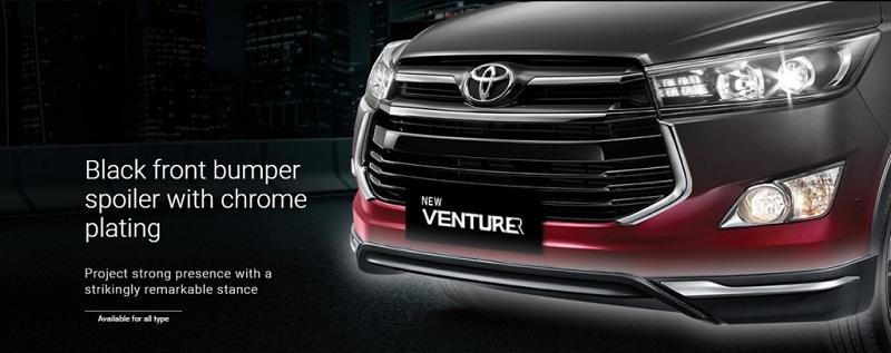 Exterior Toyota Venturer 3