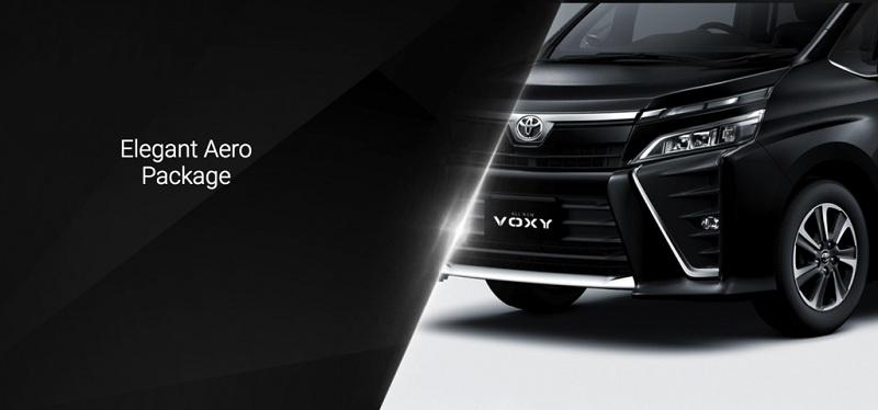 Exterior Toyota Voxy