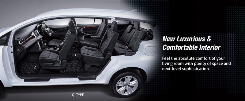 Interior Toyota All New Kijang Innova 2