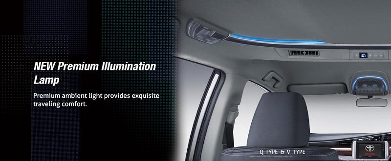 Interior Toyota All New Kijang Innova 3