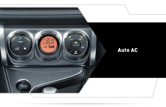 Interior Toyota All New Yaris 6