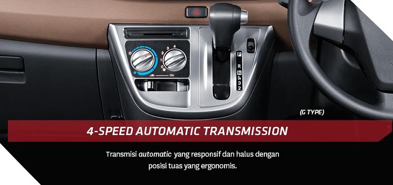 Interior Toyota Calya 3