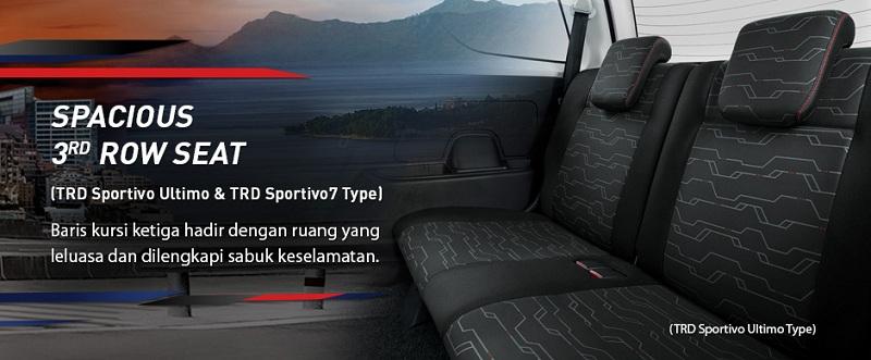 Interior Toyota New Rush 3