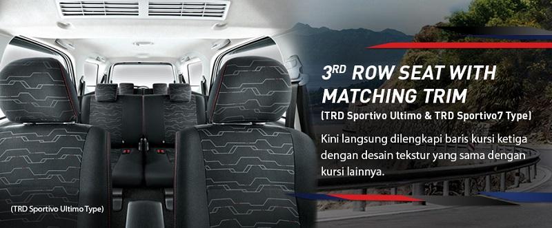 Interior Toyota New Rush 4