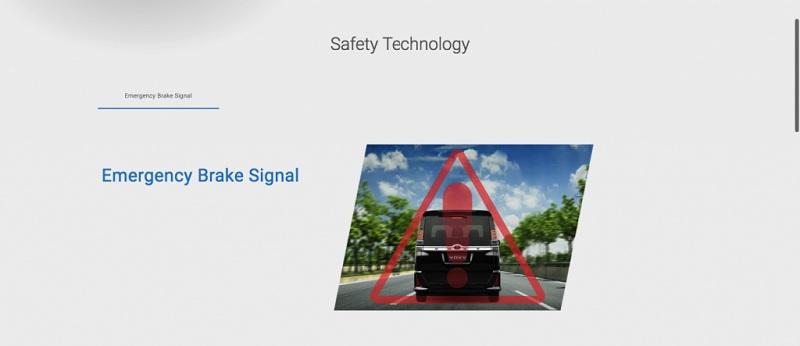 Safety Toyota Voxy 2