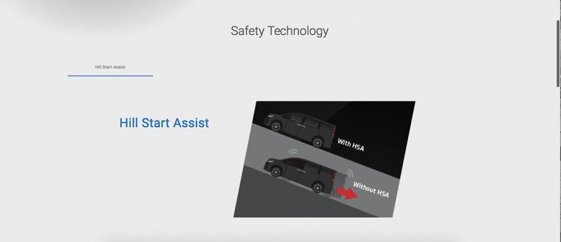 Safety Toyota Voxy 3