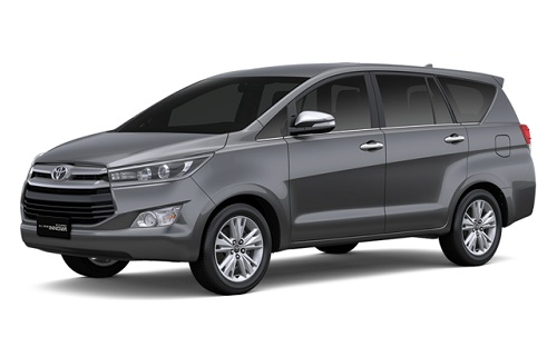 Toyota All New Kijang Innova Abu-Abu