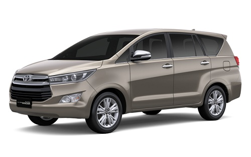 Toyota All New Kijang Innova Bronze