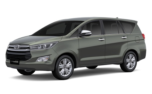 Toyota All New Kijang Innova Hijau