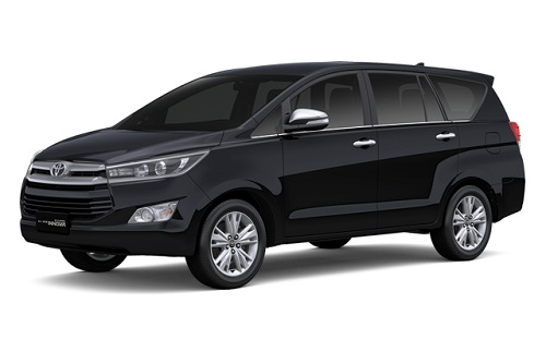 Toyota All New Kijang Innova Hitam