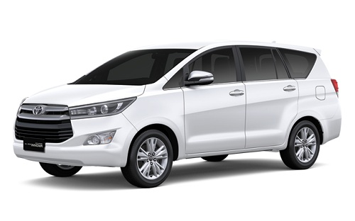 Toyota All New Kijang Innova Putih