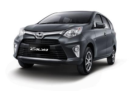 Toyota Calya Abu-Abu