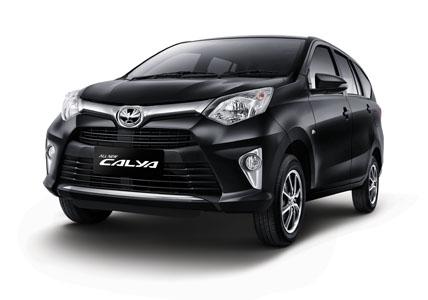 Toyota Calya Hitam