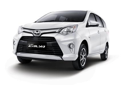 Toyota Calya Putih