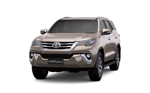 Toyota New Fortuner Bronze