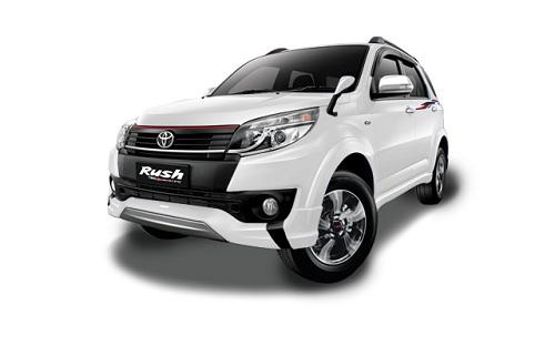 Toyota New Rush Putih