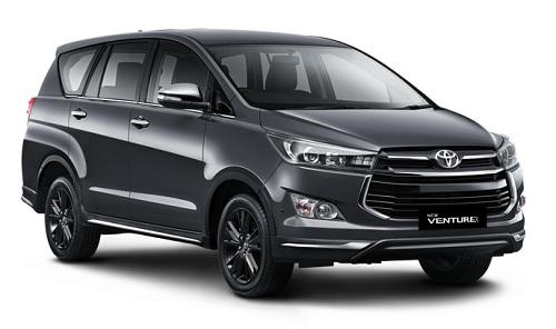Toyota Venturer Abu-Abu
