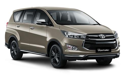 Toyota Venturer Bronze