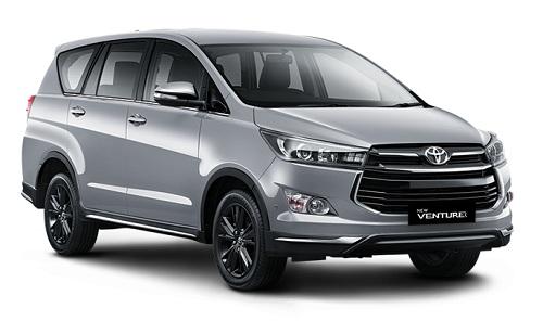 Toyota Venturer Silver