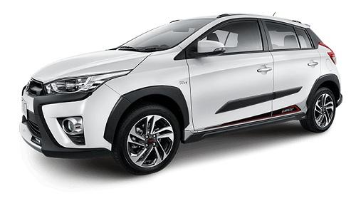 Toyota Yaris Heykers Putih