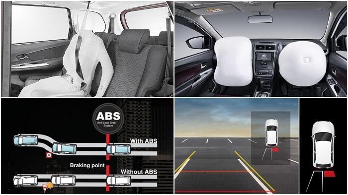 Fitur Safety Toyota Veloz