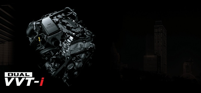 Mesin Toyota Veloz
