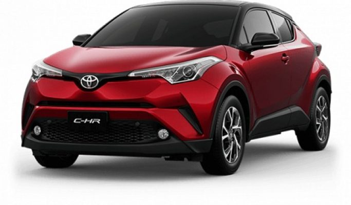 Toyota All New CH-R