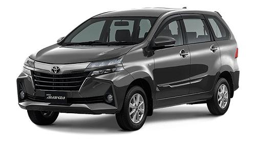 Toyota New Avanza Abu-Abu