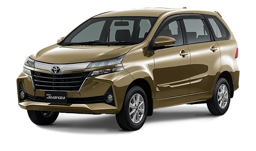 Toyota New Avanza Bronze