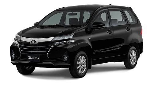 Toyota New Avanza Hitam