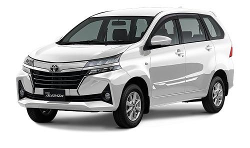 Toyota New Avanza Putih