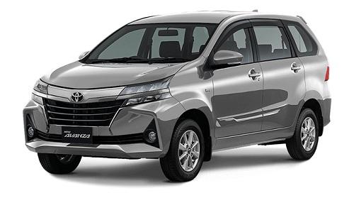 Toyota New Avanza Silver