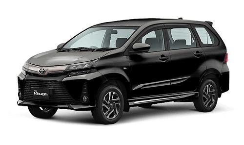 Toyota Veloz Hitam