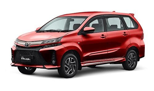 Toyota Veloz Merah