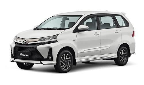 Toyota Veloz Putih