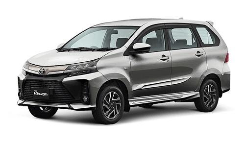 Toyota Veloz Silver