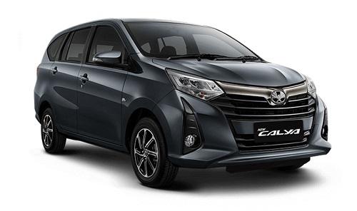 Toyota New Calya Abu-Abu