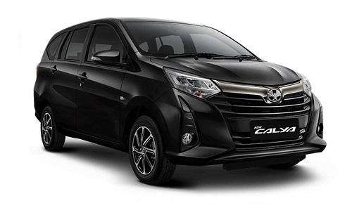 Toyota New Calya Hitam
