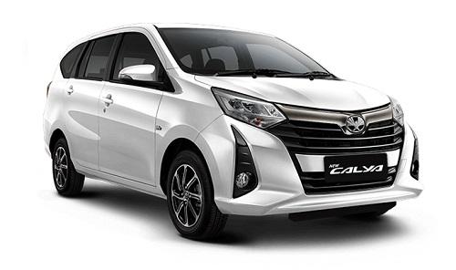 Toyota New Calya Putih