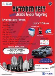Promo Toyota Calya Cicilan 2 Jutaan
